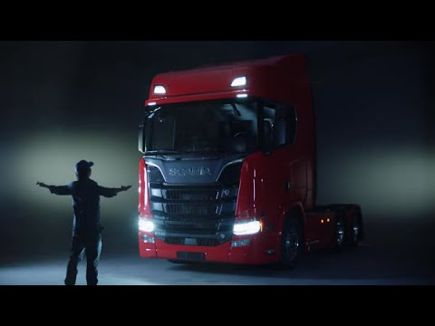 The Scania Configurator: Build Your Own
