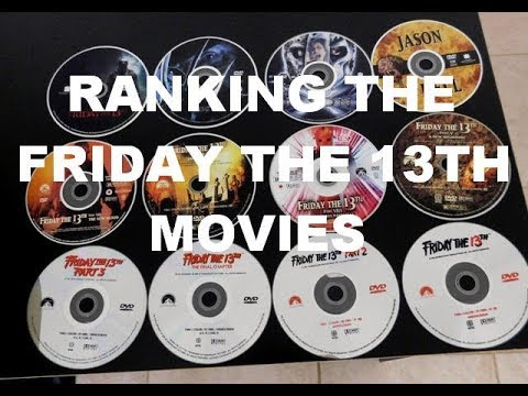 Download Ranking the Friday the 13th movies (Worst to Best)