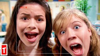 iCarly Bloopers That Were Even Better Than The Show
