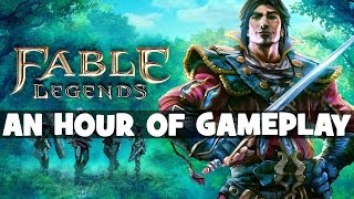 видео Fable Legends