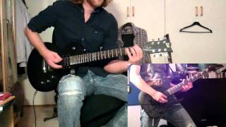 Pokemon Gold / Silver - Champion Battle Lance / Red Guitar Cover (Metal)