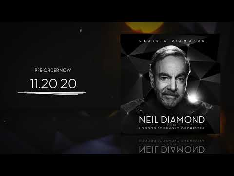 Neil Diamond With The London Symphony Orchestra (Album Teaser)