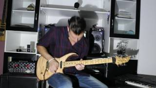 *TOP 5* - Kiesel Guitar Contest Entry - Pellumb Qerimi #kieselsolocontest