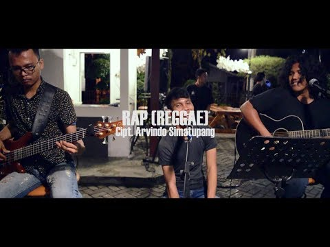 RAP - ARVINDO SIMATUPANG #REGGAE VERSION (BATAK SONG)