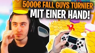 5000€ Fall Guys Turnier Highlights!🏆