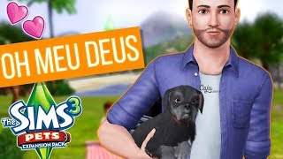 🐶 NOVOS MEMBROS DA FAMÍLIA | The Sims 3 🎮 Gameplay #3