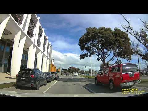 MELBOURNE SUBURBS, Australia  - 4K Driving Through Frankston