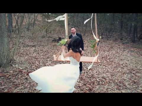 wedding-dress-vs-rustic-outdoor-swing-(styled-shoot-blooper)