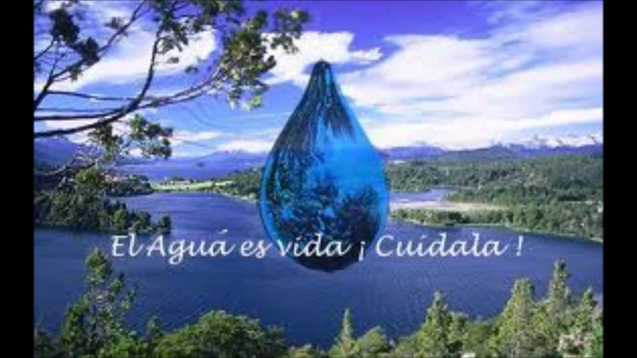 El agua es vida youtube for Ahorro de agua