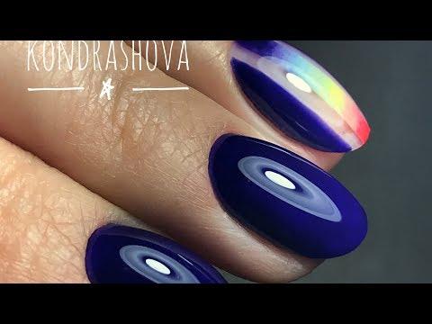💙Укрепление ногтей акриловой пудрой|гель лаки Hypnose💙
