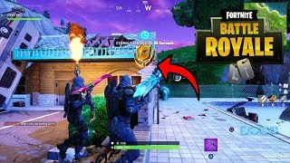 SECRET BATTLE STAR WEEK 7 SAISON 5 EMPLACEMENT FORTNITE BATTLE ROYALE (ROAD TRIP CHALLENGES) NEW SKIN!