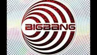 Big Bang- B I G B A N G(English version)