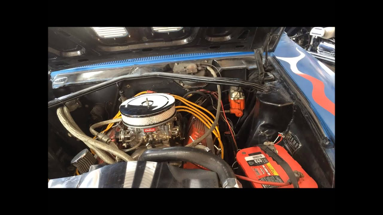 firing sequence 350 chevy v8 youtube rh youtube com