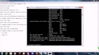 Create Hotspot Using CMD