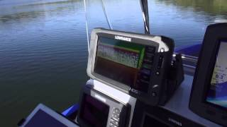 Understand your Lowrance Fish Finder with John Easton talking us through setting up your sonar
