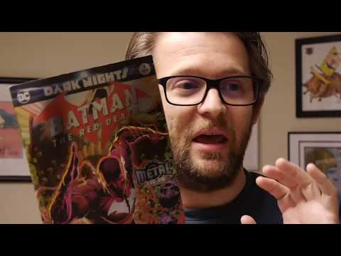 DC Comics Review: Batman: The Red Death #1