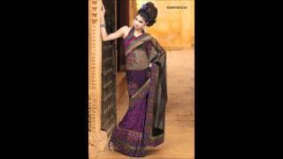 party wear saree cbazaar
