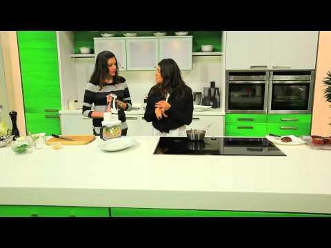 مافن السبانخ و الجبنة الشيدر - كيكة الشيكولاتة - برجر السمك | نص مشكل حلقة كاملة
