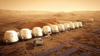 Kolonien im All - Neue Heimat Mars - Doku Deutsch 2018 HD