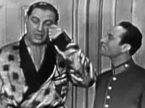 Sid Caesar - The German General