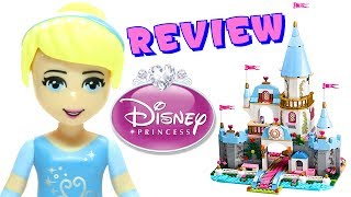 Lego Cinderella's Romantic Castle 41055 Disney Princess Review