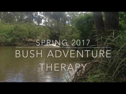 Bush Adventure Therapy for Social Work students