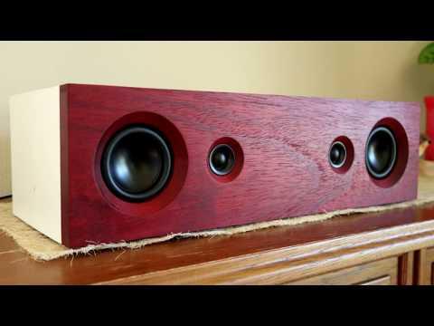 2 1Ch  I DIY I Bluetooth Speaker I tpa 3116d2 I Wireless I