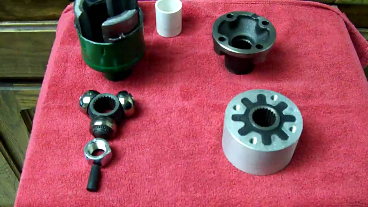 fiat 500 cv joint conversion for bigger hp engines