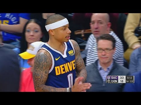 Isaiah Thomas Emotional Return & Makes Entire Nuggets Crowd Go Crazy With Standing Ovation In Debut!