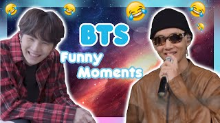 BTS Funny Moments COMPILATION