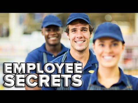 Secrets Supermarket Employees Will Never Tell You