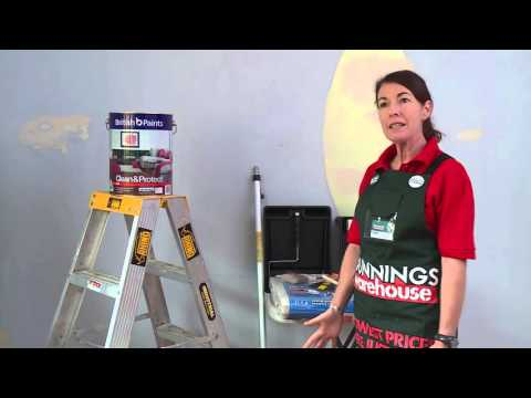 How To Paint - DIY At Bunnings