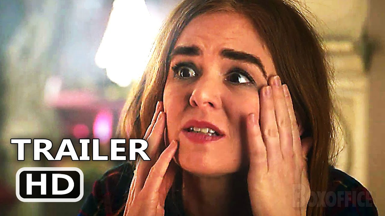 Download GODMOTHERED Trailer (2020) Isla Fisher, Jillian Bell Fantasy Movie
