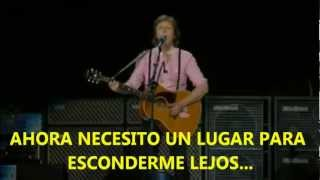 Paul McCartney- Yesterday (Subtitulada Español) (Zócalo México: 2012)