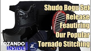 Patented Protective Kendo Bogu SHUDO - Tozando Inside News #23