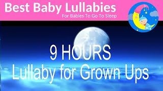 LULLABIES LULLABY FOR Babies To o To Sleep Baby Lullaby TO SLEEP RELAX MEDITATE SLEEP LULLABY MUSIC