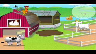 Old MacDonald's Farm HD: Episode 2 in Spanish