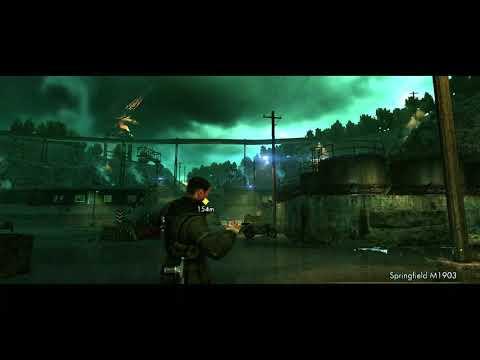 Sniper Elite V2 - Reshade Ray Tracing