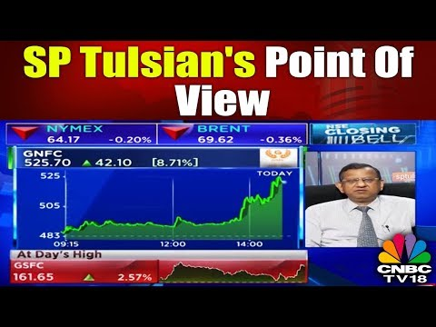 SP Tulsian Views on GNFC, GSFC, Zee Entertainment, Divis Lab || CNBC TV18