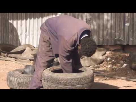 Oromo/Oromia-You think you have tire trouble....