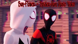 Post Malone And Swae Lee Sunflower Spider Man Into The Spider Verse Music Video