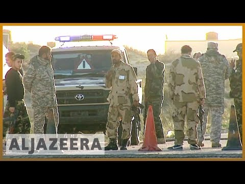 🇱🇾 Libya: Haftar forces launch push against militia in oil crescent | Al Jazeera English