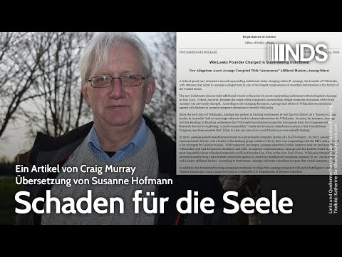 Schaden für die Seele | Craig Murray | NachDenkSeiten-Podcast | 18.07.2020