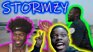 STORMZY - VOSSI BOP REACTION - Swaylex