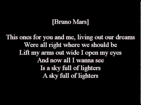 Bad Meets Evil ft Bruno Mars: Lighters Lyrics