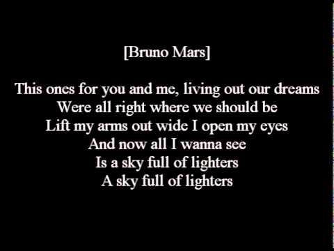 Bad Meets Evil Ft Bruno Mars: Lighters Lyrics
