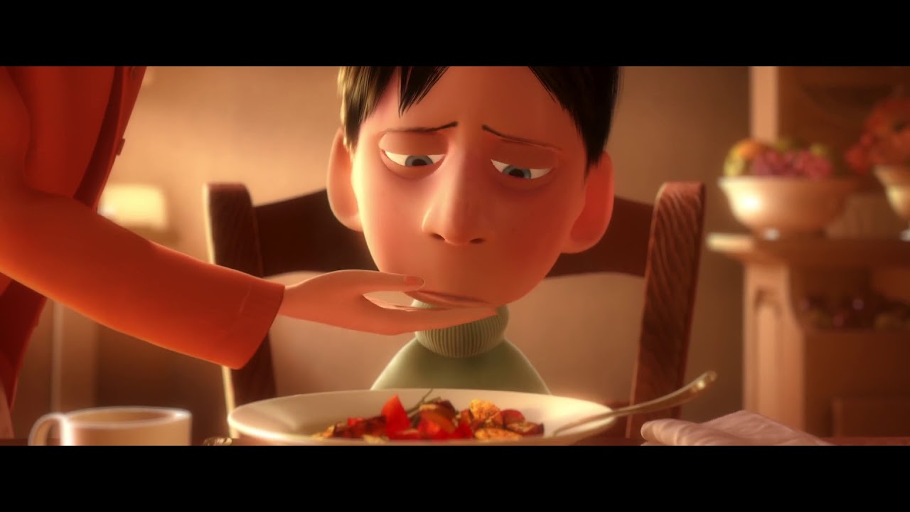 Ratatouille 2007 Anton Ego Tastes Ratatouille Flashback Scene Hd Youtube