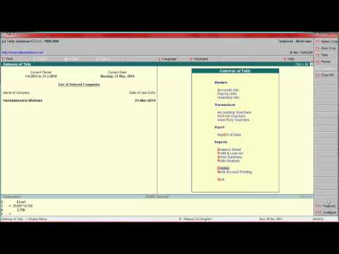 tally erp9 free download with tutorials - YouTube