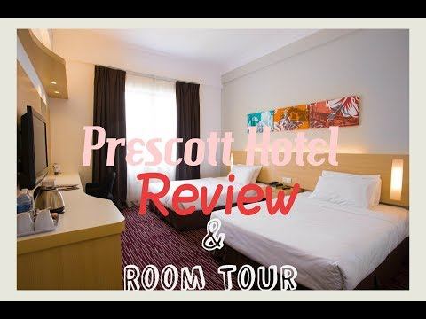 prescott-hotel-room-tour-&-review-(kuala-lumpur,-malaysia)