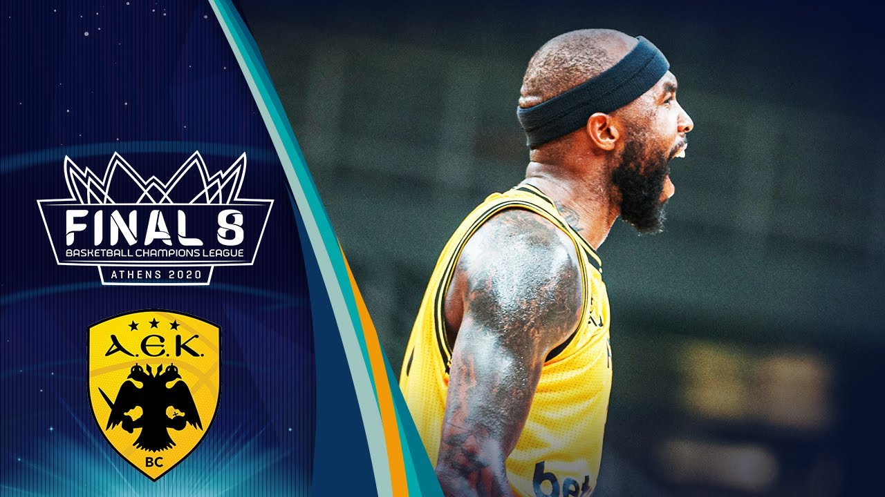 Tyrese Rice (18 PTS, 5 AST) leads AEK to the FINAL | Player of the Game | Semi